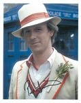 Peter Davison (Doctor Who) - Genuine Signed Autograph 8284
